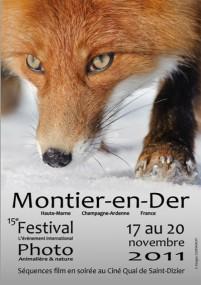 festival photo montier en der affiche 201x285 Exposez votre photo au festival de Montier en Der grâce à TiragesPro