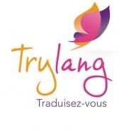 logo trylang traduction