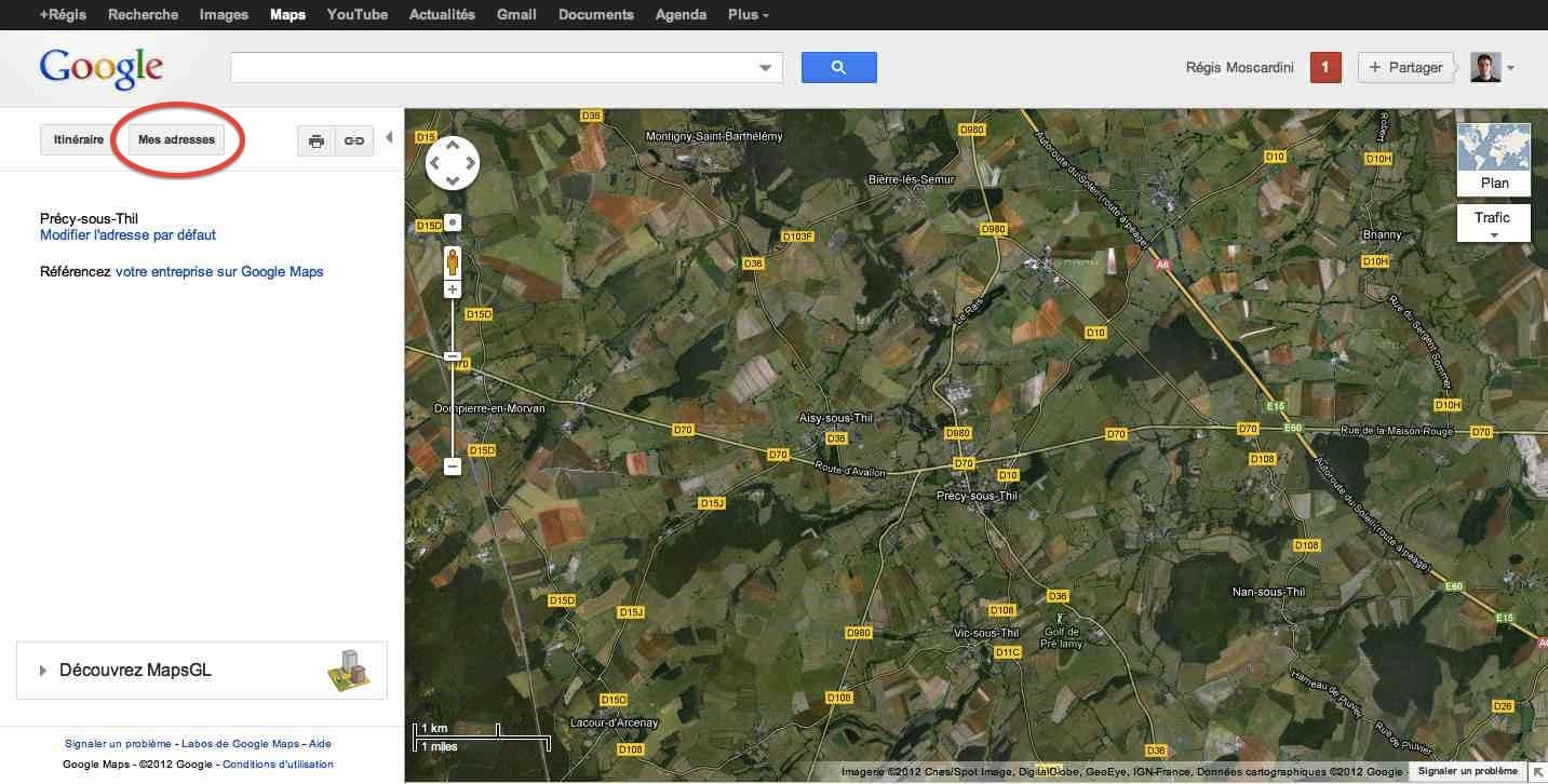 Tutoriel : comment utiliser Google Maps en photo animalière