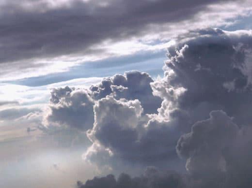 Quoi photographier par un temps nuageux ?