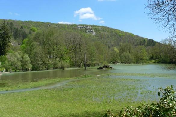 rivière du lignon