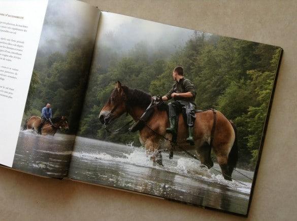 cheval vapeur 1 585x436 Réaliser un reportage photo avec le livre Cheval Vapeur