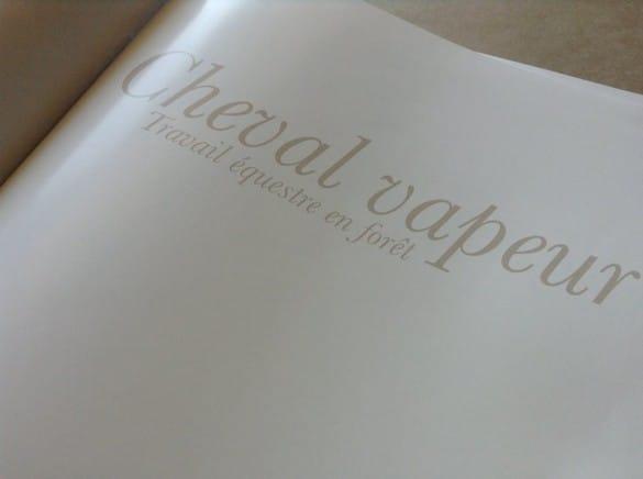 cheval vapeur 4 585x436 Réaliser un reportage photo avec le livre Cheval Vapeur