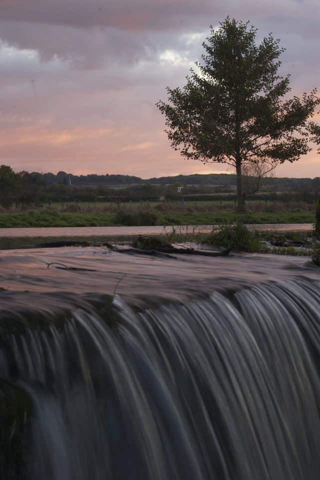filé de cascade