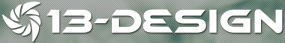 logo 13 design