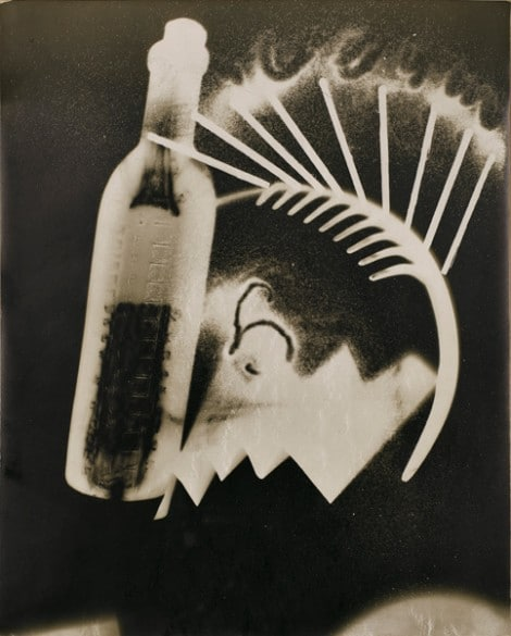 Man Ray – rayogramme