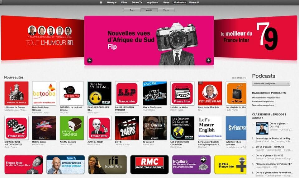 26 podcasts pour apprendre la photographie