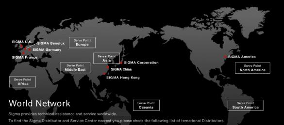sigma world map 585x258 [Jai testé pour vous] le SIGMA DP2 Merrill