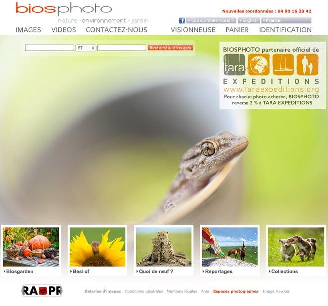 [Podcast #30] Jean-Philippe Anglade, directeur de l'agence BiosPhoto