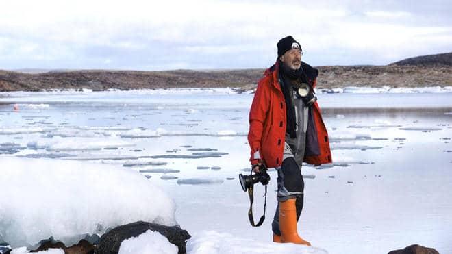 Le photographe-plongeur Joe Bunni