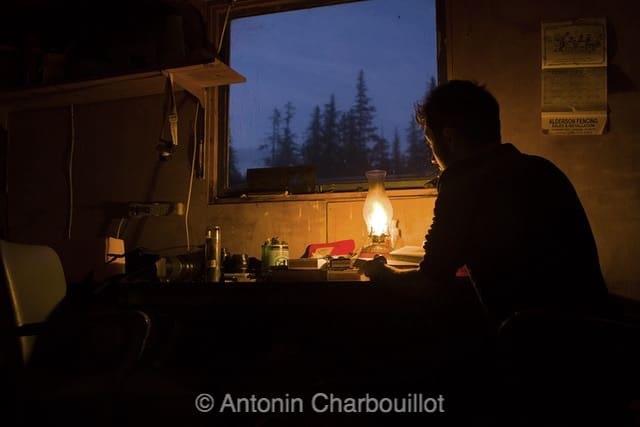 Partir seul c'est aussi pouvoir se retrouver avec soi-même. © Antonin Charbouillot