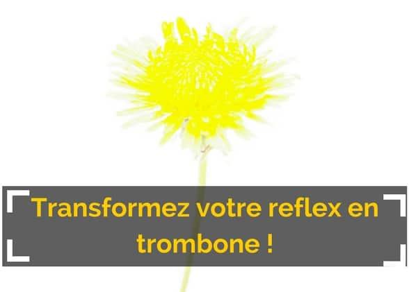 Transformez votre reflex en trombone !