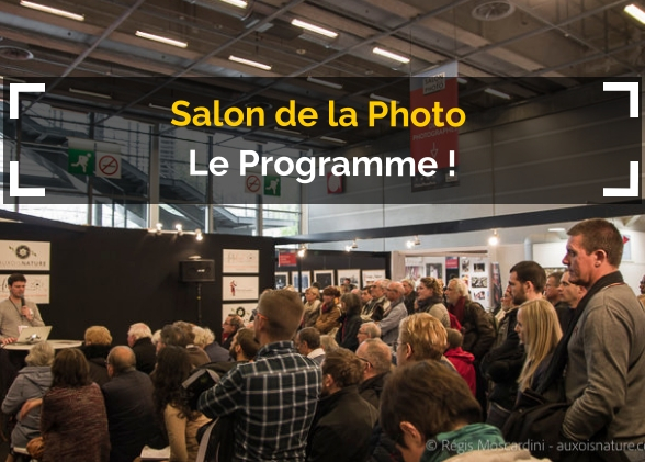 Salon de la Photo 2018 : le programme