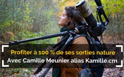 [Podcast #57] Profitez pleinement de vos sorties photo nature avec Kamille.cm