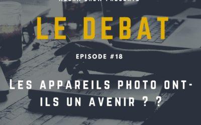 Débat : Les appareils photo ont-ils un avenir ?