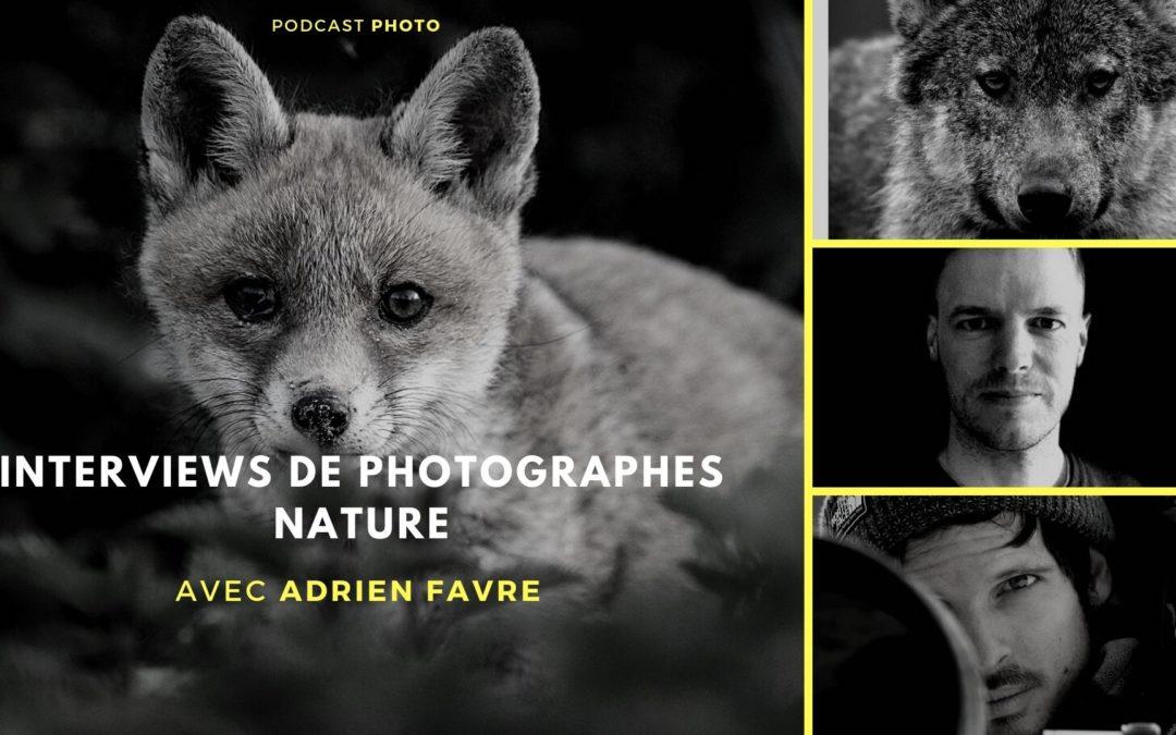[Podcast #73] Aimer et préserver la nature avec Adrien Favre